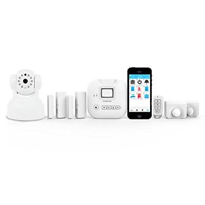 sk 250 alarm camera deluxe connected wireless