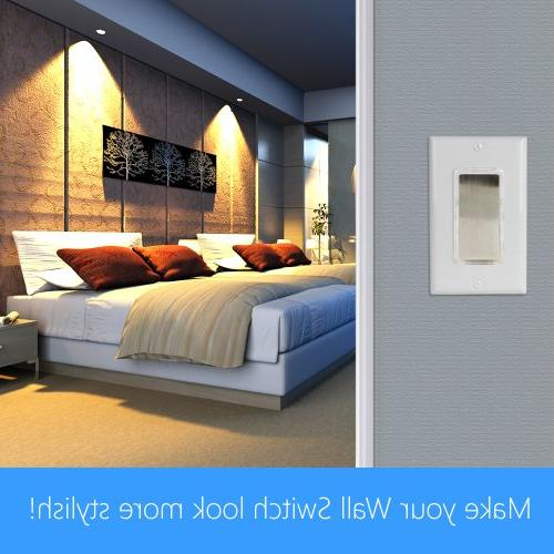 SkylinkHome TM-001 Switch Cover WR-001 Wall Switch Control Receiver.