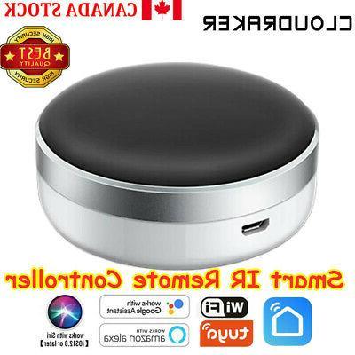Smart Automation WiFi+IR Home Remote Controller Alexa Google Home