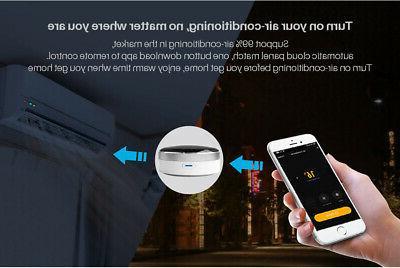 Smart WiFi+IR Home Alexa Google Home