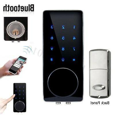 Smart Lock Touch APP Home Security