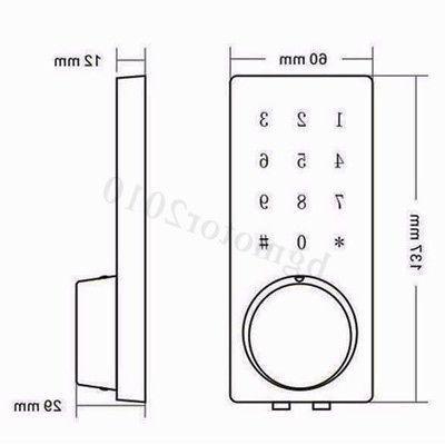 Smart Lock Bluetooth Password APP