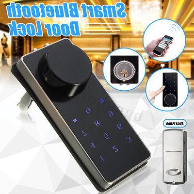 Smart Digital Keyless Lock Bluetooth APP Security