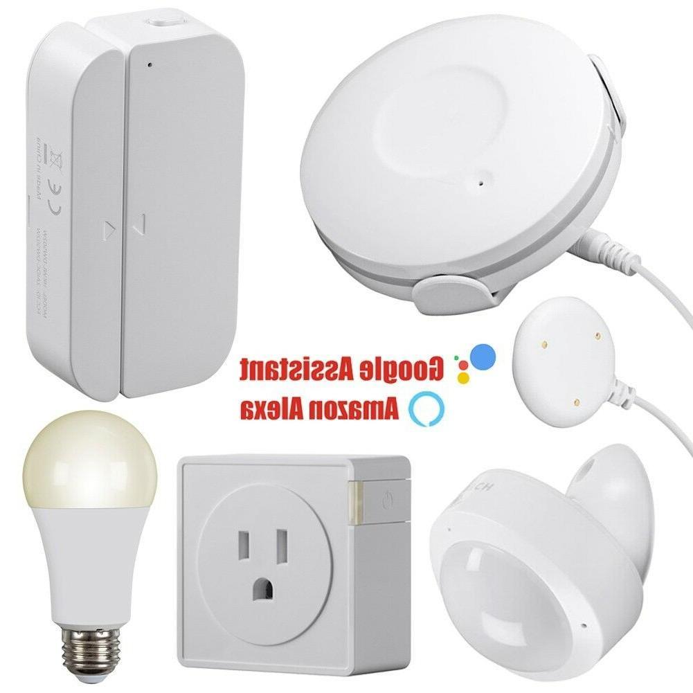 smart home automation starter kit wireless app