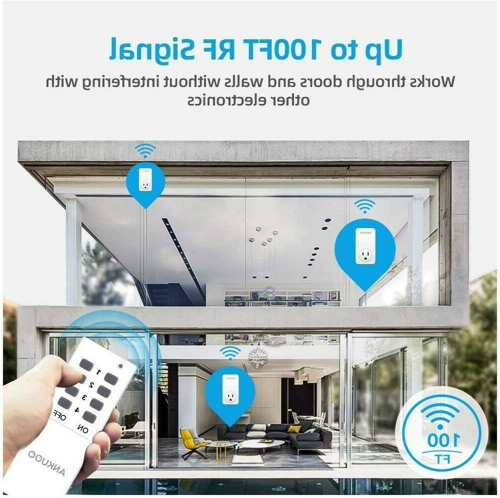 Ankuoo RF-to-WiFi All NEW