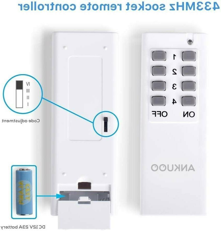 Ankuoo Hub RF-to-WiFi All in All NEW