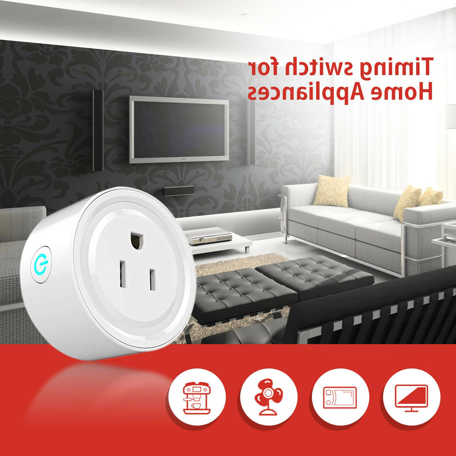 DYNAMICS Plug outlet with Google Echo Alexa Remote