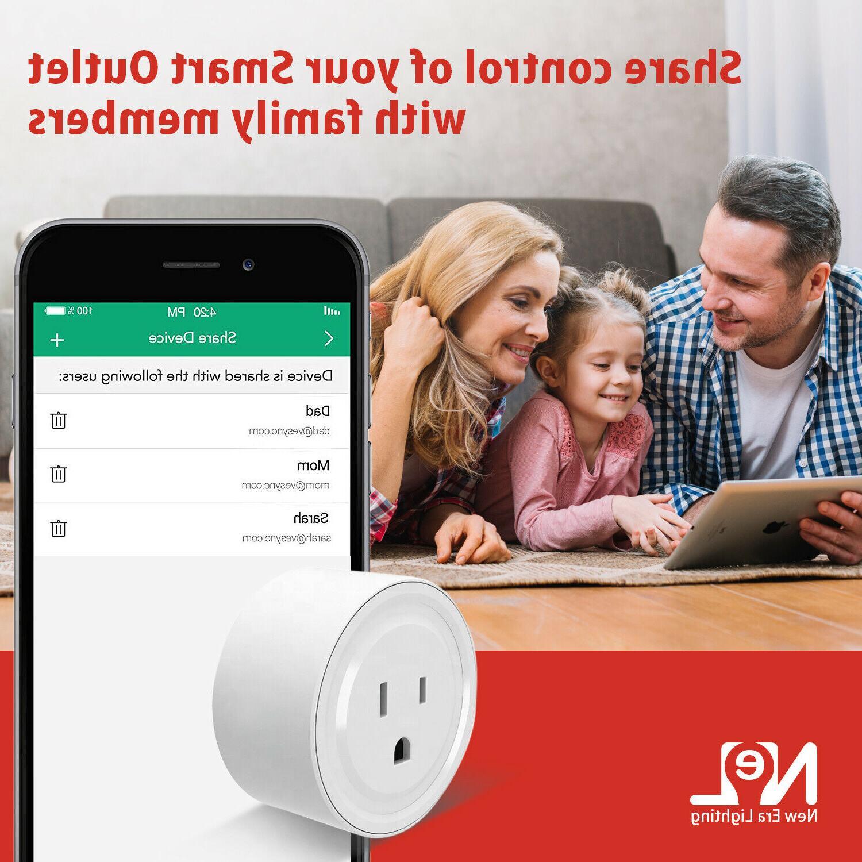 DYNAMICS Plug Google Home Remote