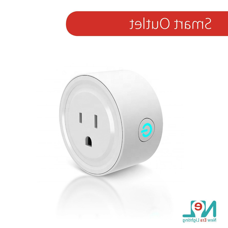 smart mini wifi plug outlet works