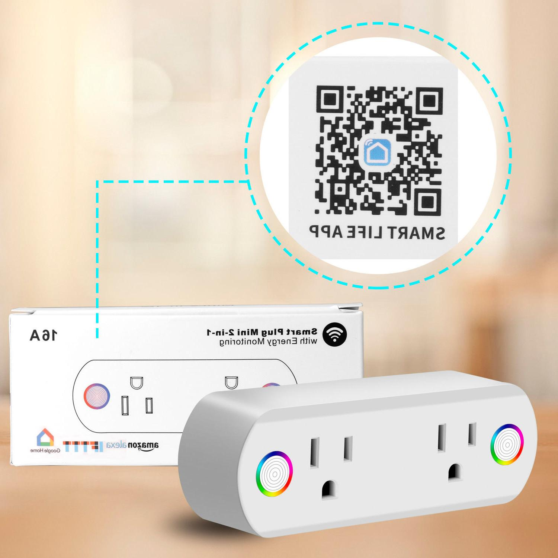 Smart Plug 2 Switch Work Google Home
