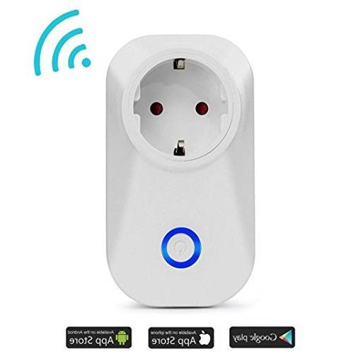 smart plug wifi socket