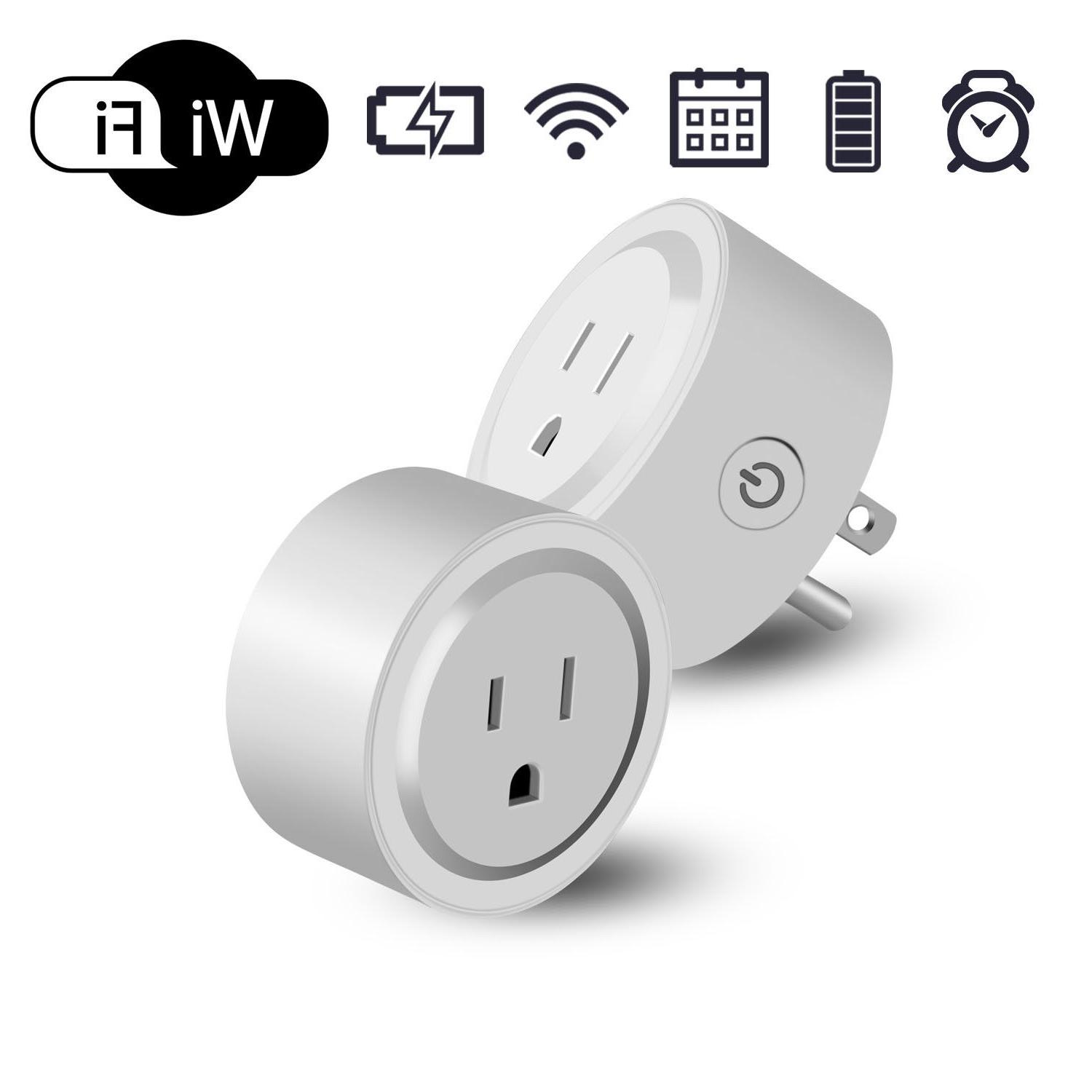 Smart Socket Plug Switch Android & IOS Alexa