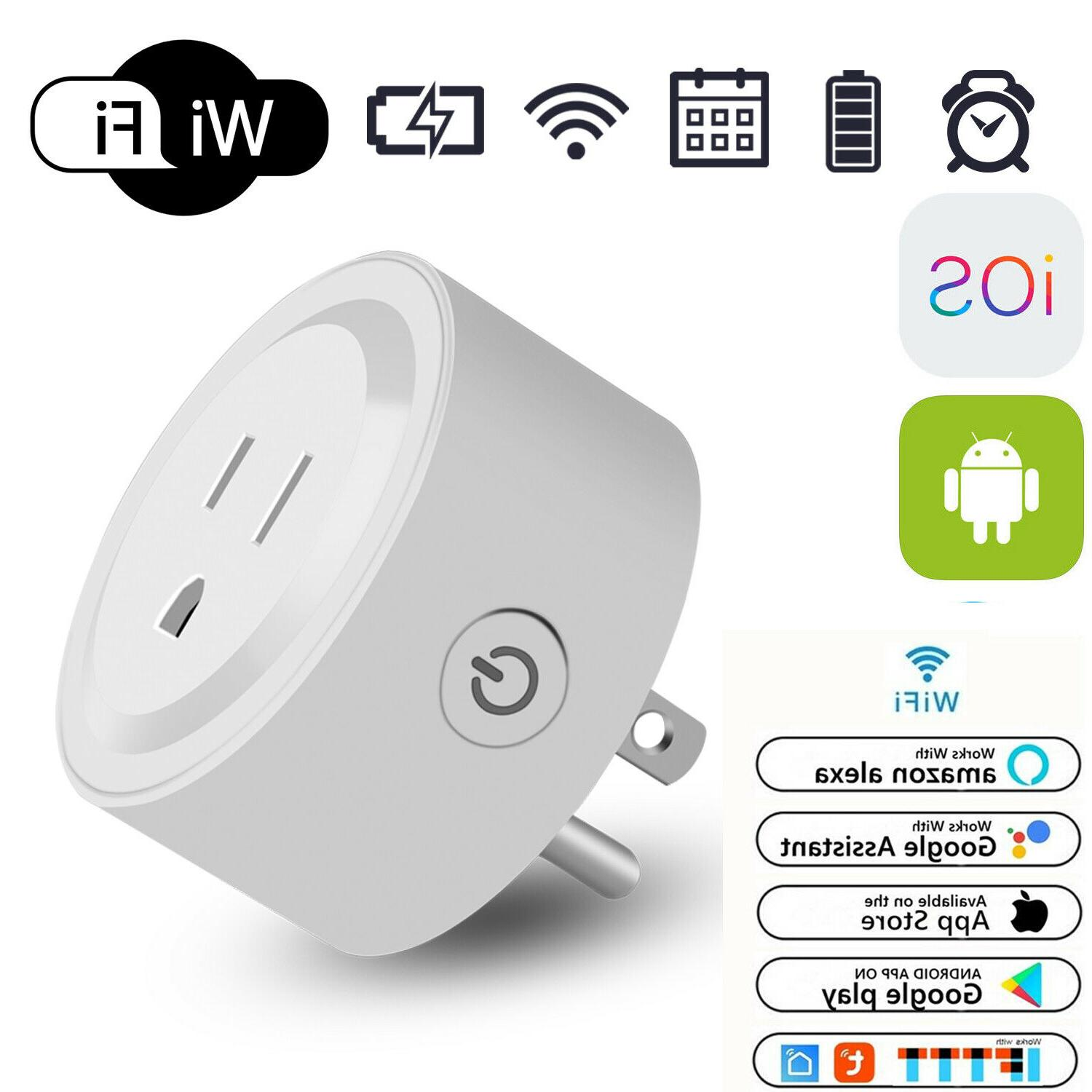 smart socket outlet adapter plug switch wifi