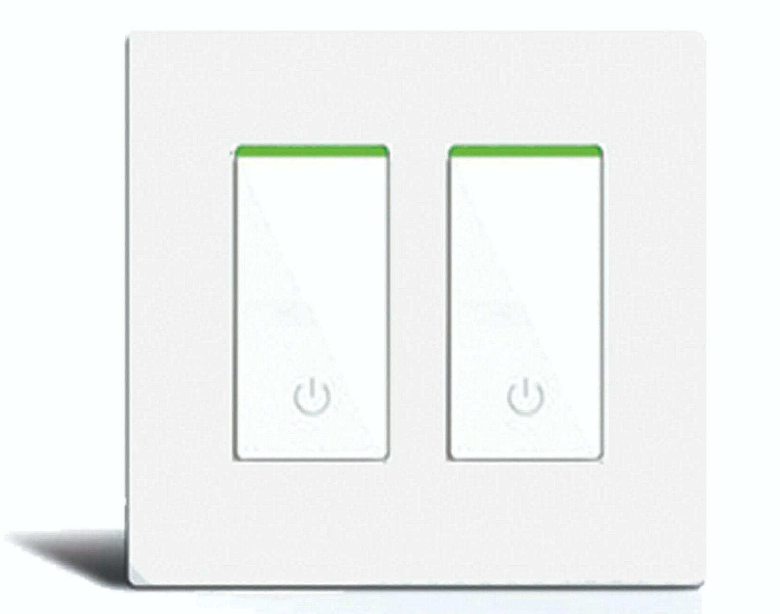 smart wall outlet plug wifi in wall