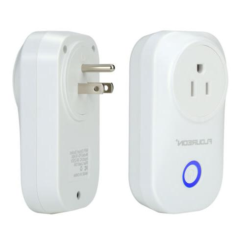 Smart Socket Control Outlet for Cellphone US