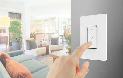 Ankuoo Smart Switch with and Hub required,