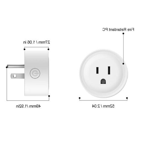 Smart Power Switch APP Control Automation