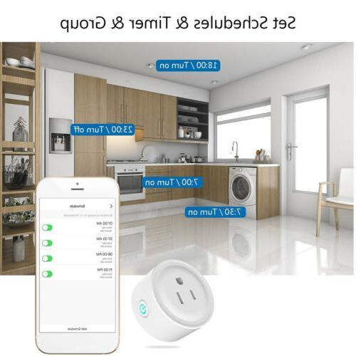 Smart WIFI Plug Power Automation