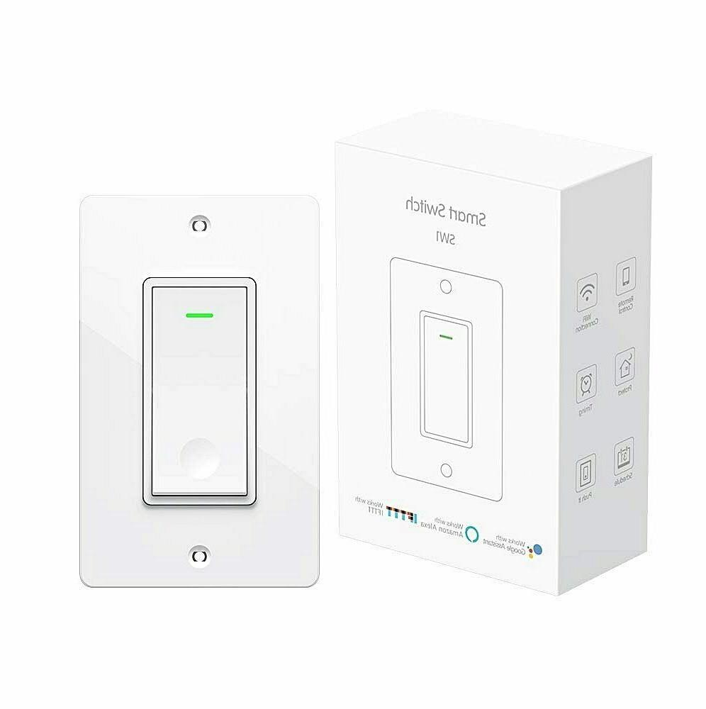 Smart Switch Wall Wireless Remote Control for
