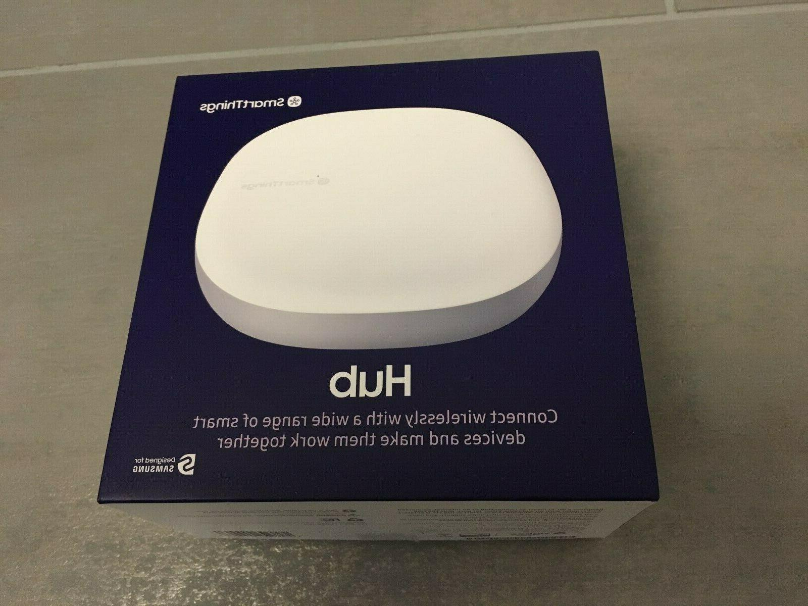 smartthings home automation smart hub 3rd generation