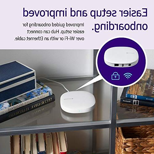Samsung SmartThings Hub 3rd Generation Hub Home Devices - Alexa Google Home - Z-Wave, to Protocols –