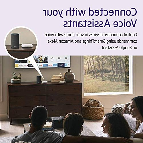 Samsung Generation Home Hub Home Monitoring Smart Devices Home Compatible Zigbee, Z-Wave, Cloud to Protocols –