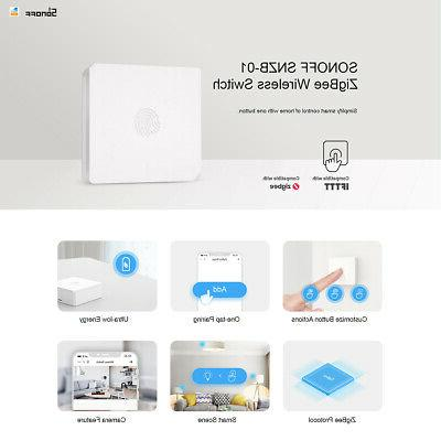 SONOFF Smart Home Zigbee Wireless Remote Controller Automati