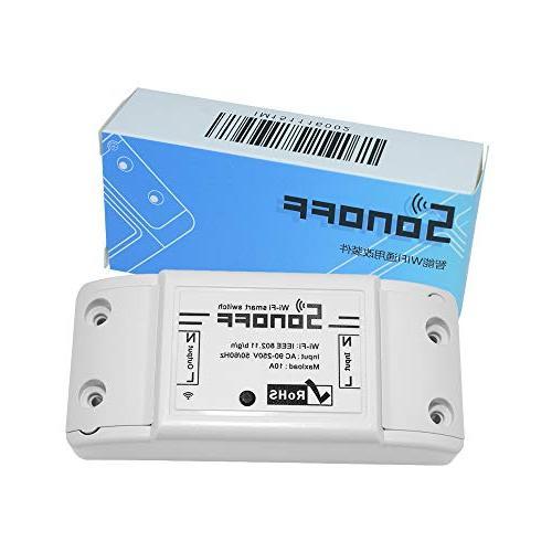 sonoff itead wifi smart switch