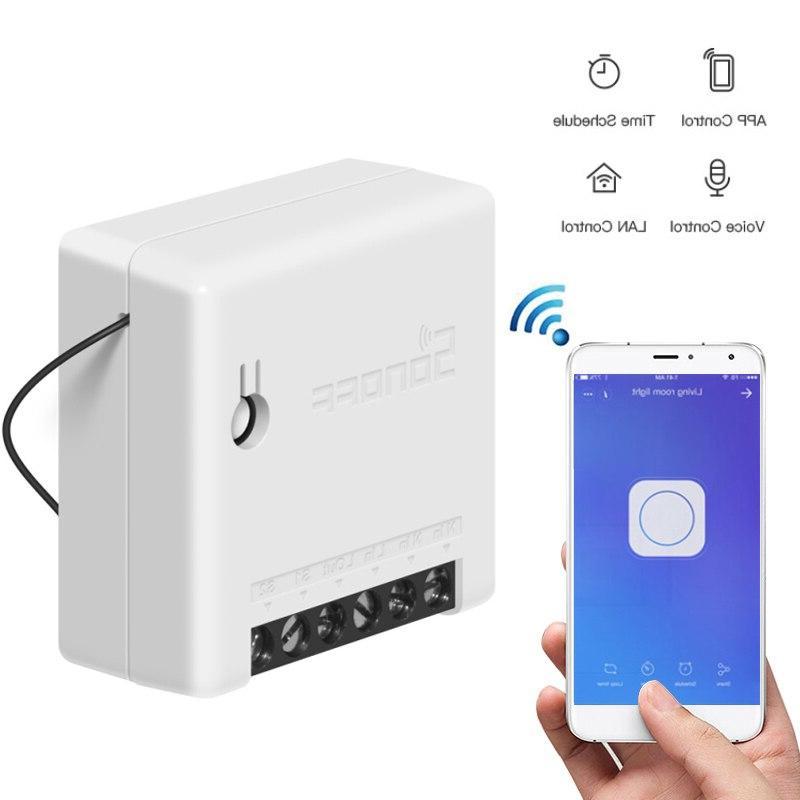 Sonoff Mini Two Way Intelligent Switch Diy Appliance