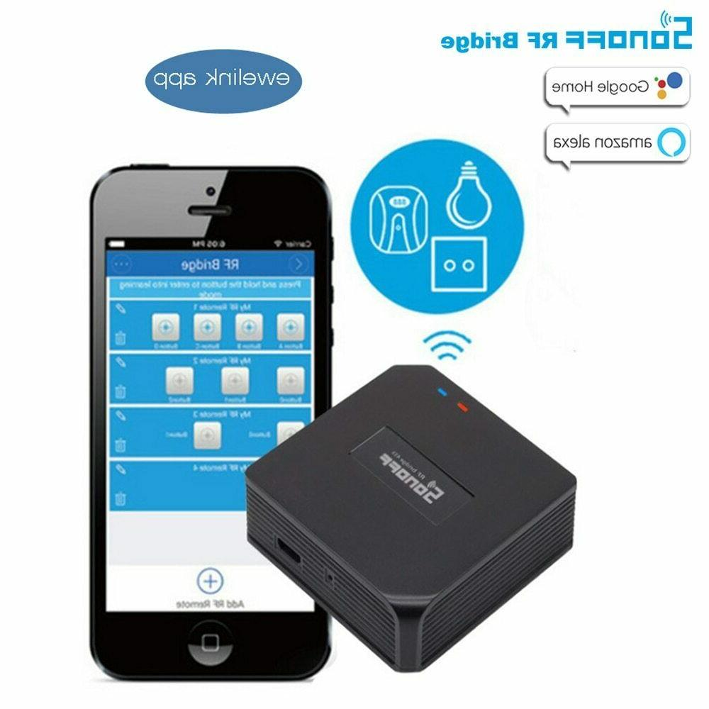 SONOFF 433MHz Smart Automation Wifi Timer
