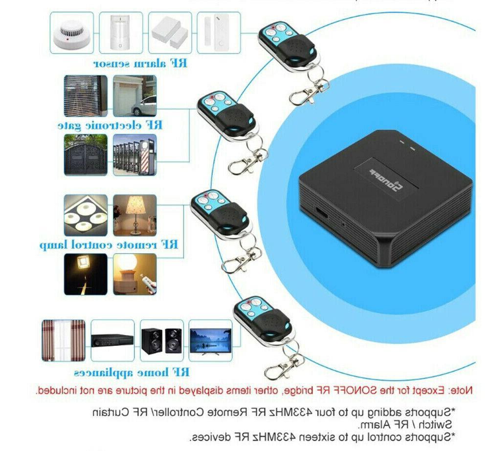 SONOFF RF Smart Automation Wifi Universal