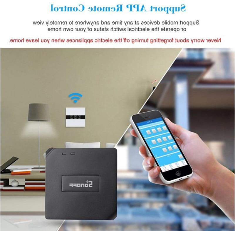 Sonoff Smart Switch Universal 433Mhz
