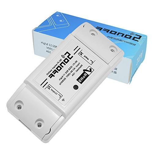 sonoff wifi wireless smart remote
