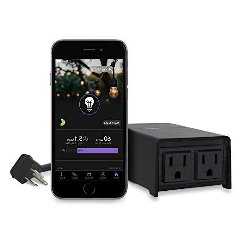 2 iDevices Bundled iDevices Switch - Wi-Fi Enabled with Apple Amazon Alexa and