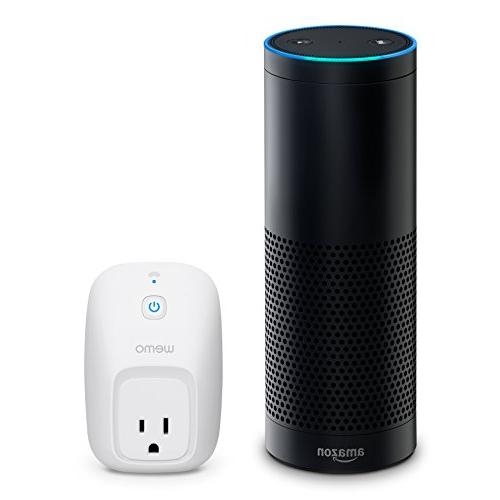 WeMo Switch Smart Works with Alexa