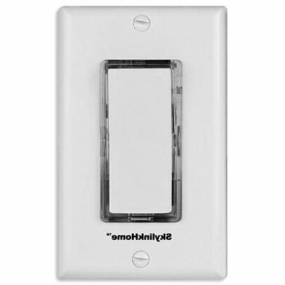 SkylinkHome TB-318 Wireless Stick-on or Wall Mounted Battery