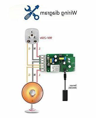 Sonoff WiFi Power Switch