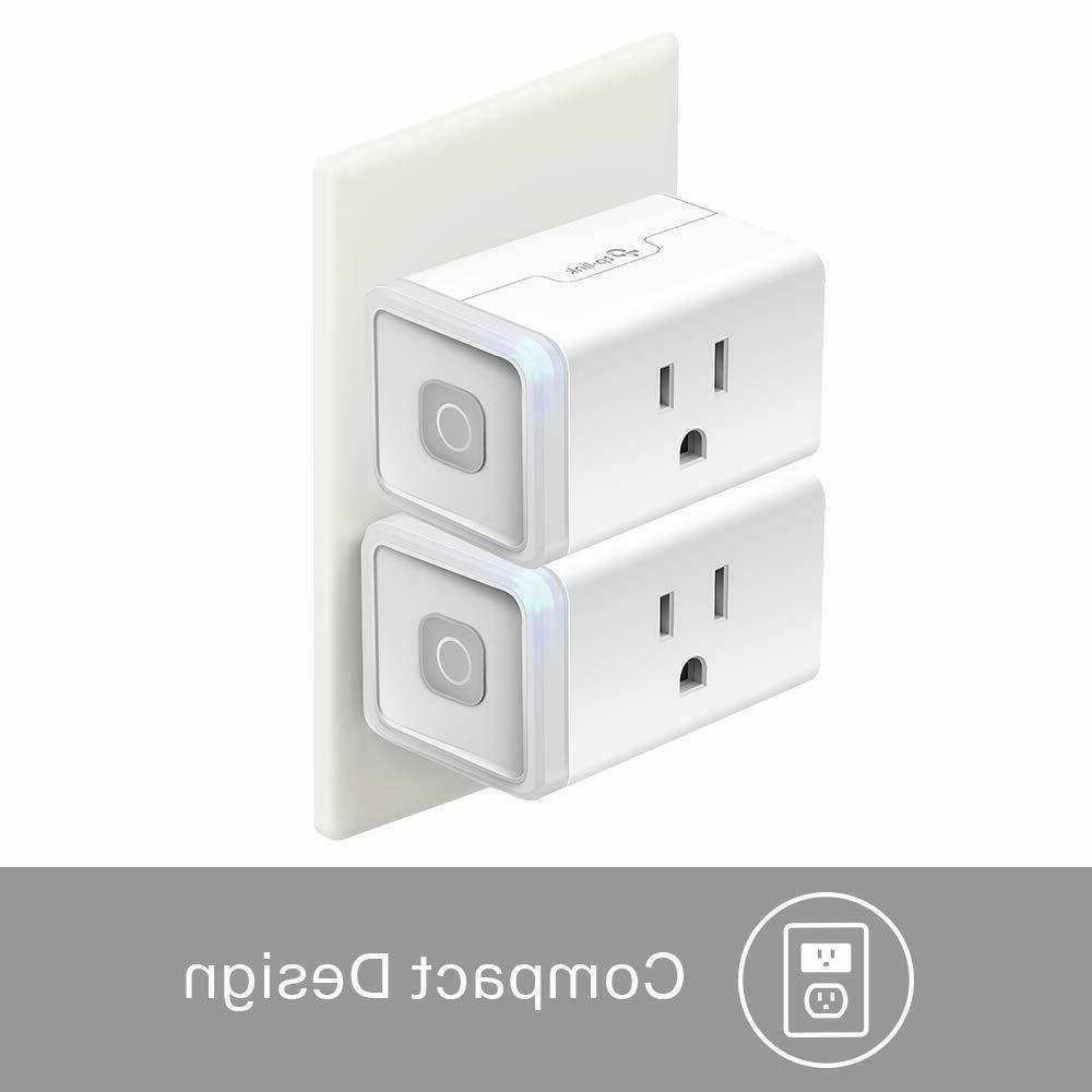 TP-Link Kasa Mini Plug 12a Alexa Google Home