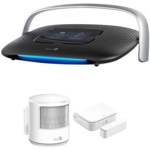TP-Link SR20 Smart Home Router & Hub Kit with CS100 Door Sen