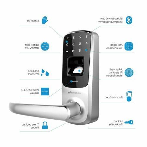 Ultraloq UL3 automation Bluetooth IOS