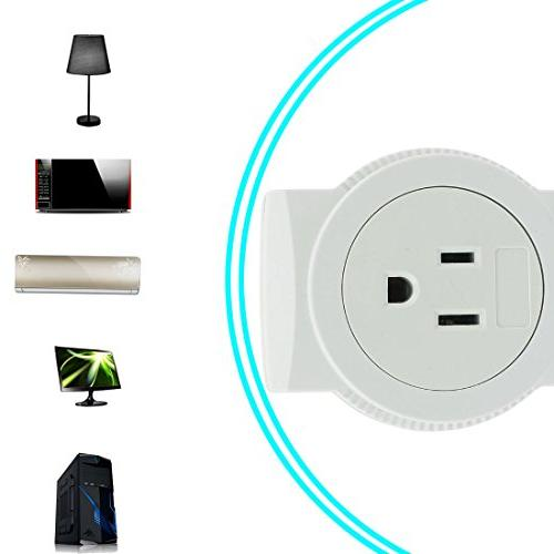 uxcell Plugs Remote Switch for Home Appliances