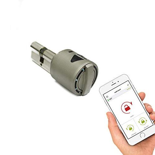 Desi Utopic R Smart Lock Operated with Bluetooth Included Profile