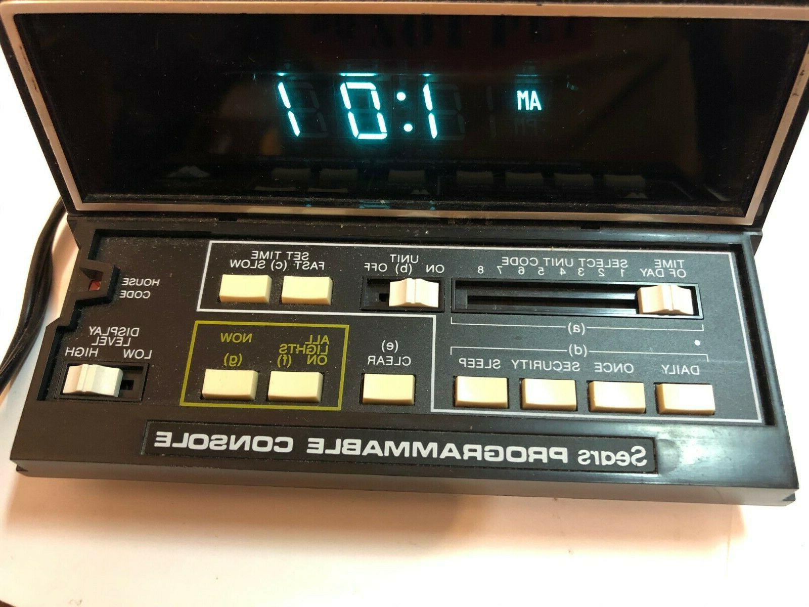 VIntage Programmable Home X10-020211