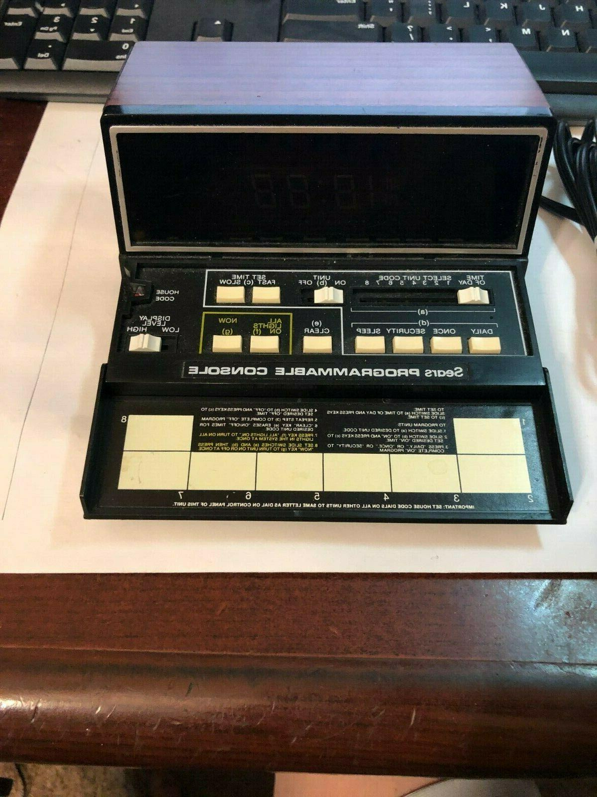 VIntage The Programmable X10-020211