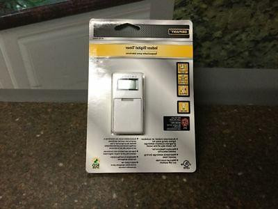 Defiant 5-amp In-wall Digital Timer W/ No Neutral Wire 7 Day