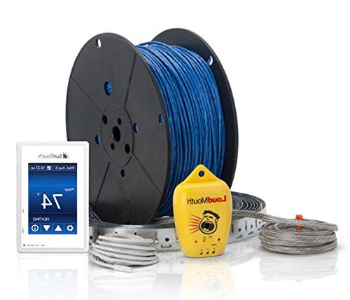warmwire floor heat kit