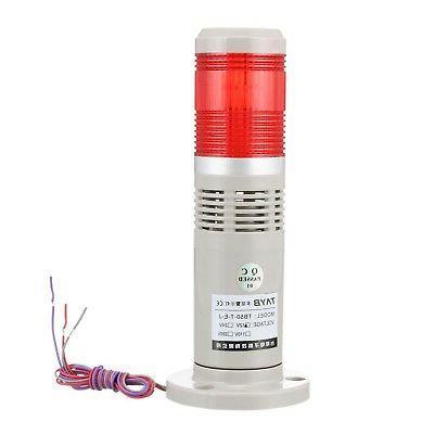 warning light bulb bright industrial signal alarm