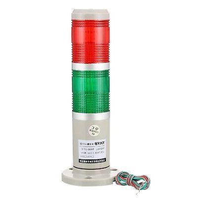 warning light bulb bright tower lamp dc24v