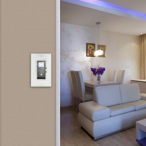 SkylinkHome In-Wall / Lighting Home Smart Light Remote Light Receiver, Easy DIY Installation without neutral
