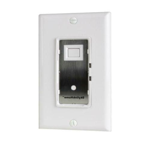 we wall switch lighting